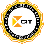 Certified Instructional Trainer certified logo also known as CIT certification