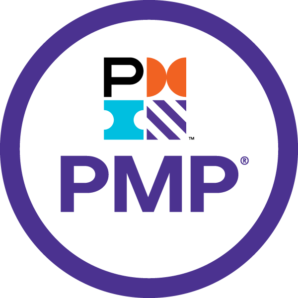 This PMP logo is from the project management institute. Our health and safety professionals also hold the project management professional certification. This PMP certification allows our consultants to tackle large safety, environmental, and industrial hygiene projects and effectively work with all shareholders.